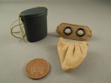 DID - WW I FRENCH INFANTRY 1915-1916 - PASCAL DUBOIS - Gas Mask, Googles & Canister